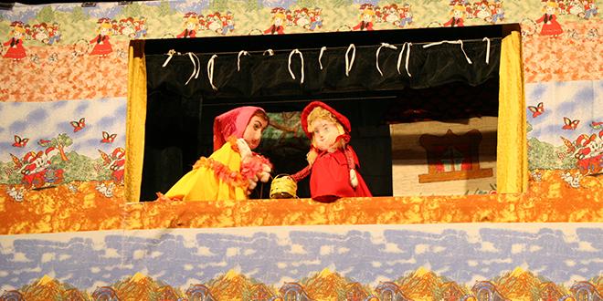 """Predstava za decu """"Crvenkapa"""""""