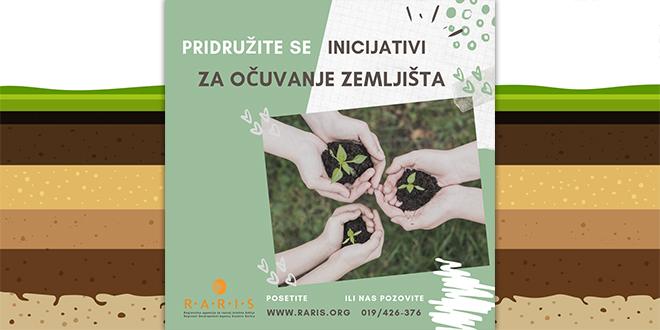 """RARIS — Projekat """"Inicijativa za očuvanje zemljišta"""""""