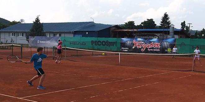 "Teniski klub ""AS Timok"" — Teniski turnir u čast dana opštine Knjaževac"