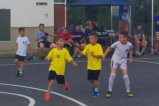 "Turnir u malom fudbalu ""Za osmeh i radost naše dece – K3"""