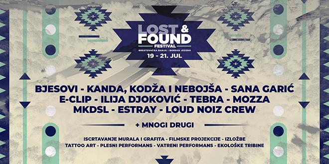 """4. """"Lost & Found"""" Festival"""