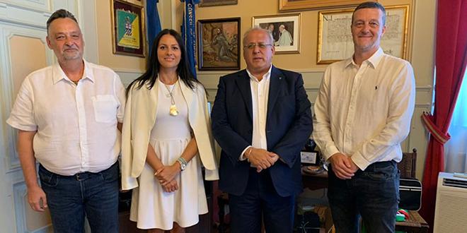 Gradočelnici Zaječara i Gorice na sastanku dogovorili dalju saradnju