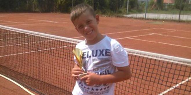 Janko Mladenović — Otvoreno prvenstvo Sokobanje u tenisu