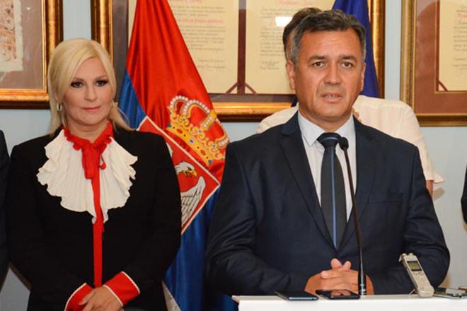 Vladan Paunović — načelnik Zaječarskog okruga