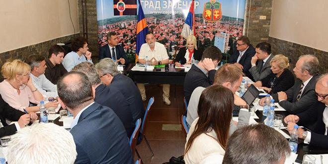 Ministarka Zorana Mihajlović u poseti Zaječarskom okrugu