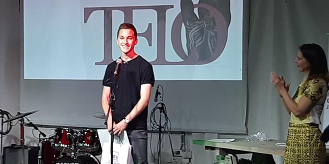 Mladen Stojanović — Prva nagrada za kratkometražni film