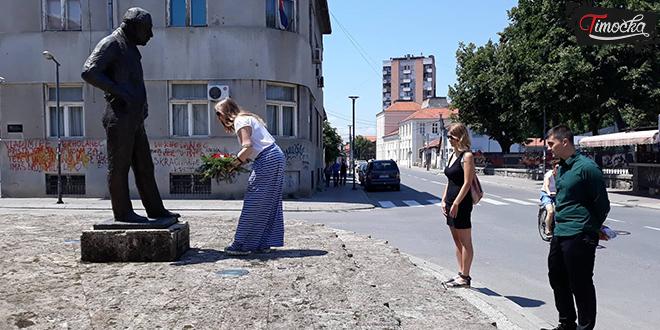 Obeležena godišnjica smrti Zorana Radmilovića u Zaječaru