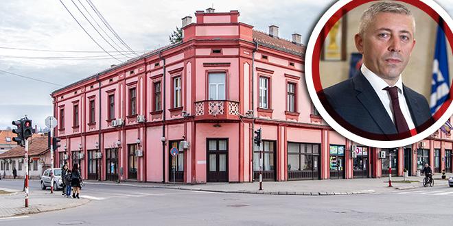 Predsednik Fudbalskog saveza Srbije Slaviša Kokeza u poseti Zaječaru