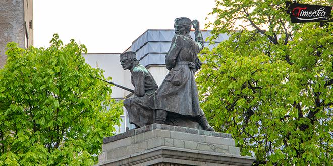 Spomenik palim borcima Timočke Krajine