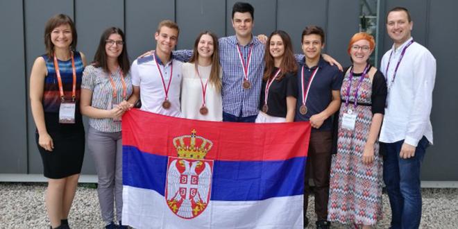 """Srpski tim iz fizike — """"Međunarodni turnir mladih fizičara"""" u Poljskoj"""