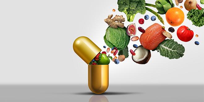 Vitaminski suplementi u vidu kapsule
