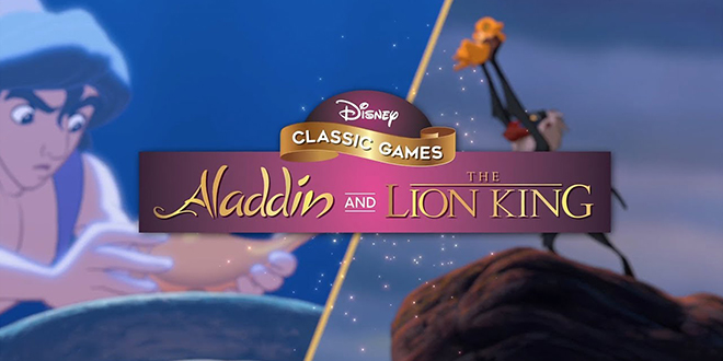 Disney Classic Games — Aladdin & The Lion King