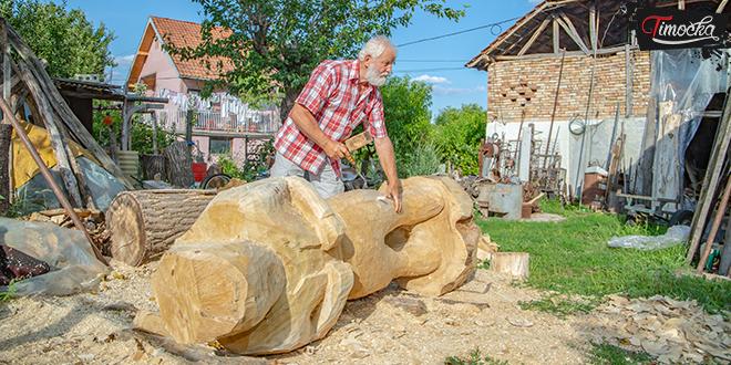 Đole Pešić — Skulpturista iz Zvezdana