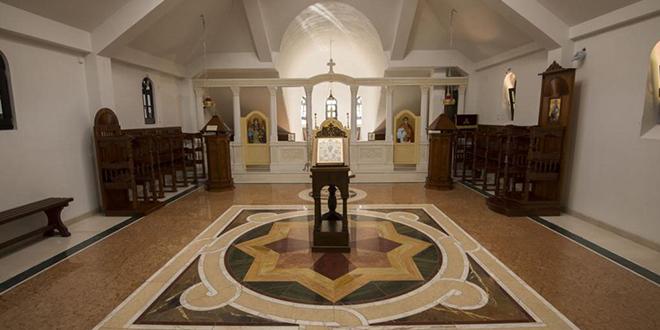 Početak freskopisa paraklisa u manastiru Bukovo