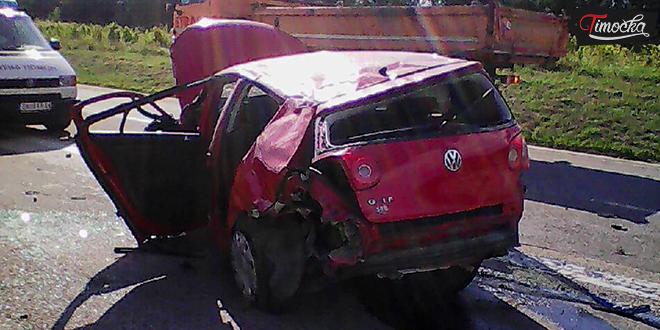 Saobraćajna nezgoda kod sela Jelašnica