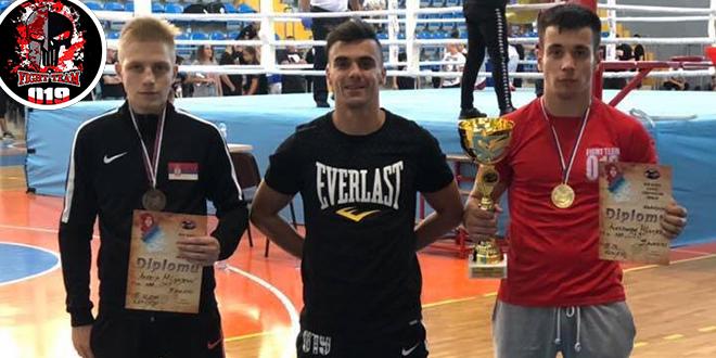 """Fight Team 019"" — Prvenstvo centralne Srbije u ""full contact"" disciplini"