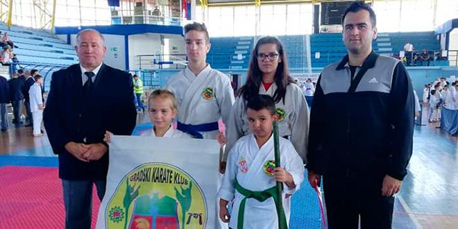 """Gradski karate klub """"Zaječar"""" — 15. Međunarodni karate turnir """"Toplica open 2019"""" u Prokuplju"""