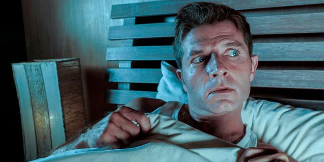 Muškarac je paranoičan zbog noćne more