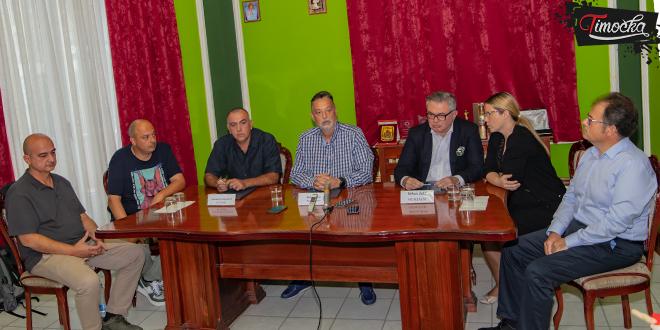 Потписивање Споразума о ревитализацији артеске чесме на градском тргу у Зајечару