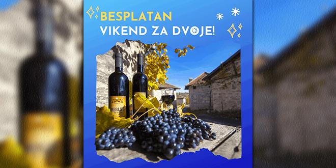"""Visit East Serbia"" — Besplatan vikend za dvoje"