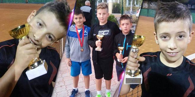 Janko Mladenović — Otvoreno prvenstvo Vojvodine u tenisu