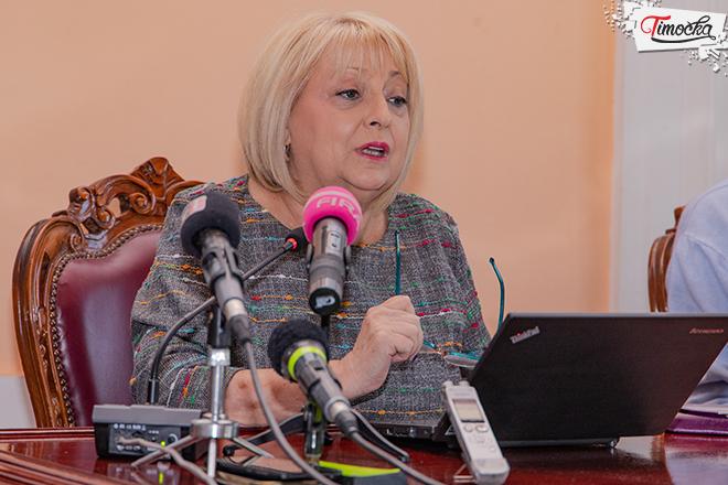 prof. dr Slavica Đukić Dejanović — ministarka bez portfelja zadužena za demografiju i populacionu politiku