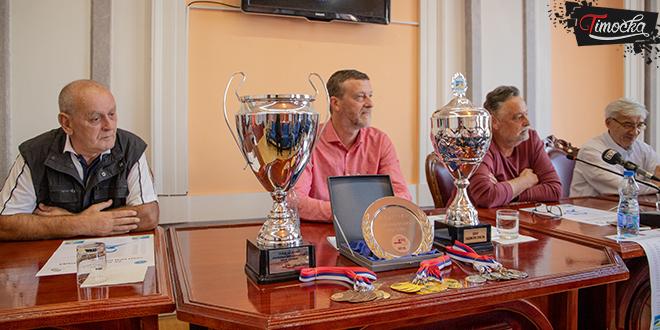 Treća trka Kros serije RTS-a u Zaječaru — Pres-konferencija