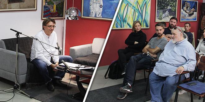 """Трибина """"Положај и перспектива младих позоришних уметника у Србији данас"""" у Зајечару"""