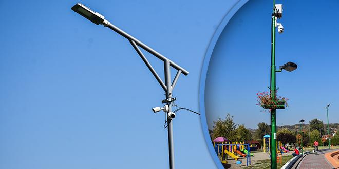 Video nadzor na Popovoj plaži u Zaječaru