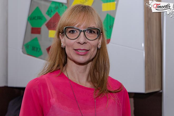 """Jelena Ranđelović — nastavnica informatike u OŠ """"Dimitrije Todorović Kaplar"""" iz Knjaževca"""