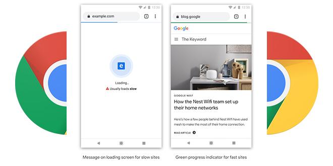 Browser Google Chrome — Google Chrome badges