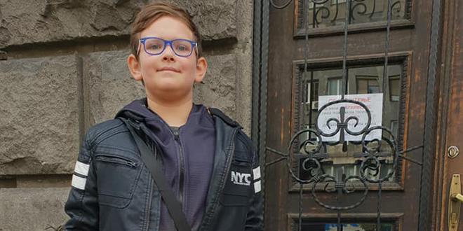 Damjan Dimitrijević — 14. Dopisna matematička olimpijada u Beogradu
