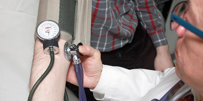 Доктор мери пацијенту крвни притисак