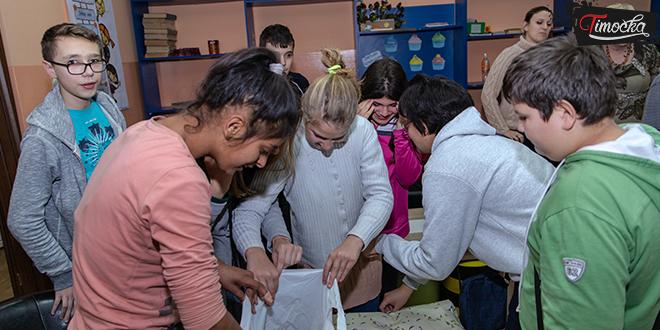 """Donacija zaječarskih gimnazijalaca Školi za osnovno i srednje obrazovanje """"Jelena Majstorović"""""""
