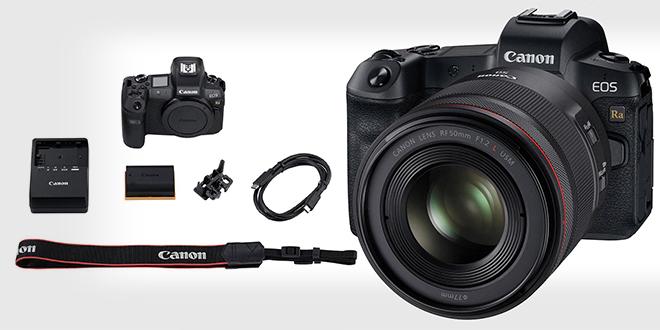 Фото-апарат Canon EOS Ra