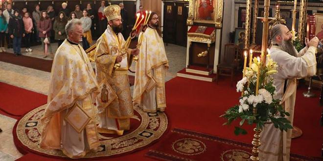 Liturgijsko sabranje u Donjem Milanovcu