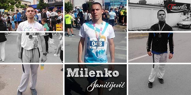 Milenko Janićijević — Sportista sa cerebralnom paralizom iz Bora
