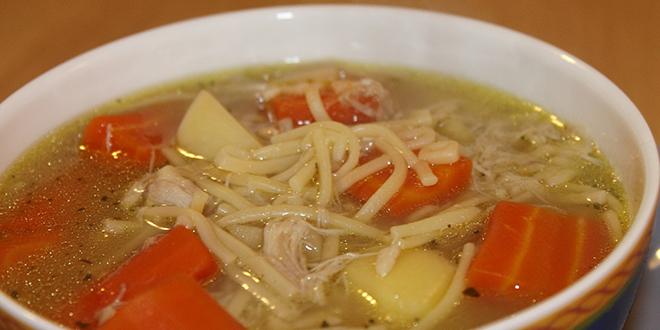 Пилећа супа