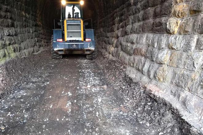 Rekonstrukcija pruge Niš–Zaječar: Svrljiška klisura