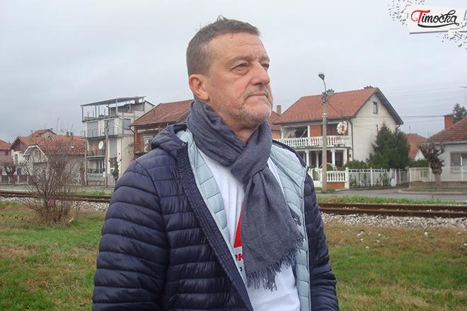 Milan Stanković — predsednik GO SNS-a u Zaječaru