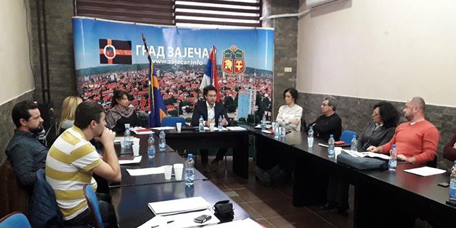 Састанак ГИС-а града Зајечара