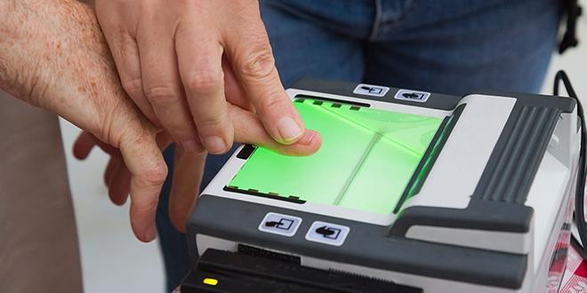 Скенирање отиска прста