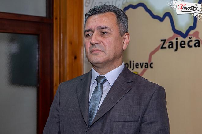 Владан Пауновић — начелник Зајечарског управног округа