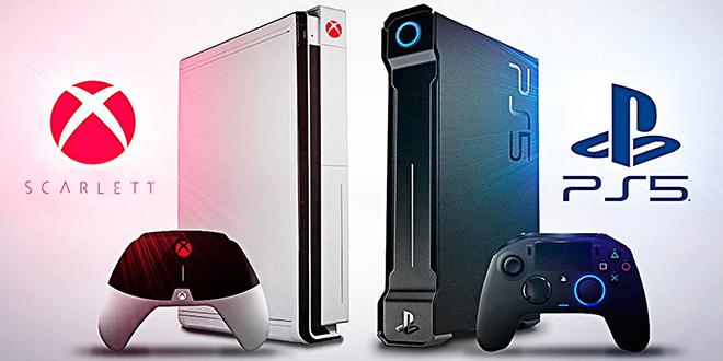 Xbox Scarlett VS PS5