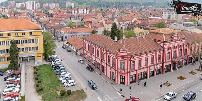 Zaječar — Opština — Centar