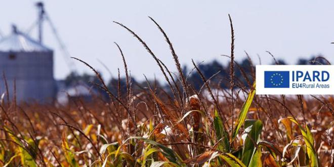 3. IPARD javni poziv za podsticaje za preradu hrane
