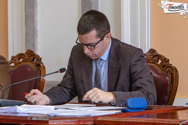 Stefan Zankov — predsednik Skupštine grada Zaječara