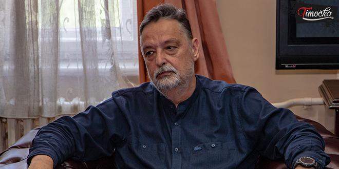 Бошко Ничић — Градоначелник Зајечара