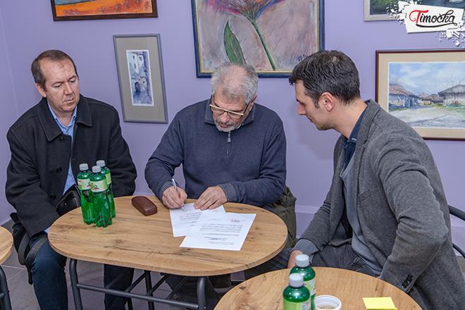 Crveni krst Zaječar — Volonterski centar i Klub starih