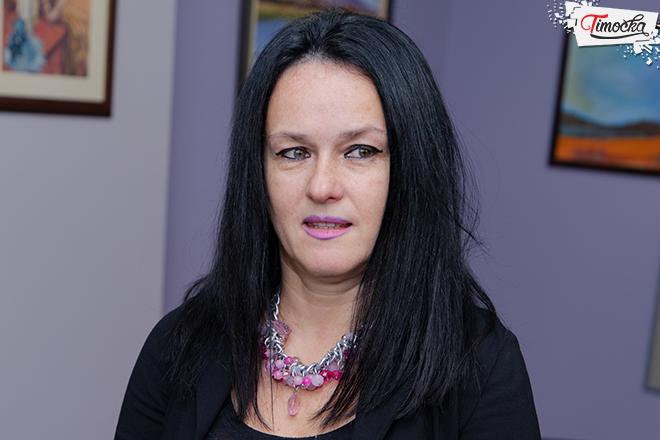 Biljana Cvetković — stručni saradnik za rad sa mladima u Crvenom krstu Srbije
